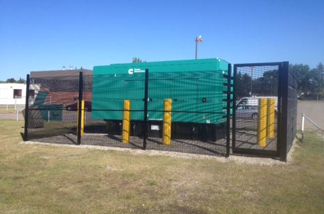 Welded Mesh Gates